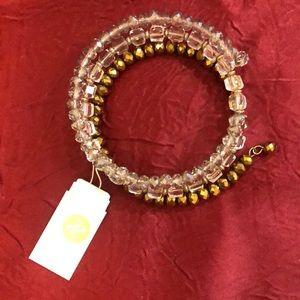 🆕 ADRIENNE VITTADINI Beaded Bracelet